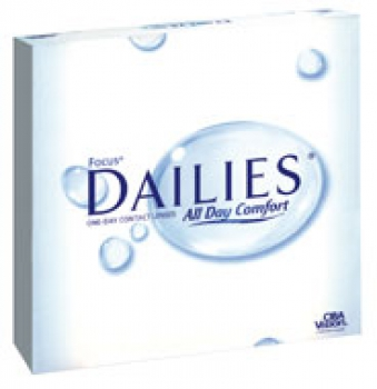 Focus Dailies All Day Comfort 90er Pack