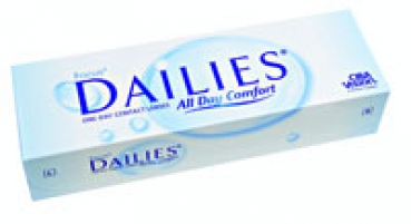 Focus Dailies All Day Comfort 30er Pack