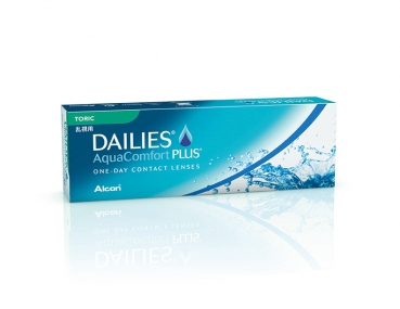 Dailies AquaComfort Plus toric  30 Stck.