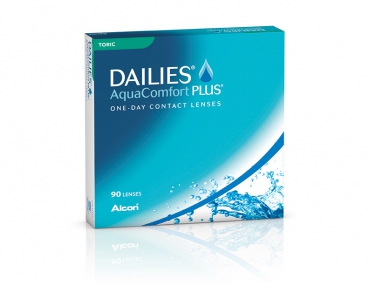 Dailies AquaComfort Plus toric 90 Stck.