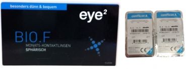 Eye2 Bio.F Test-Kontaktlinsen